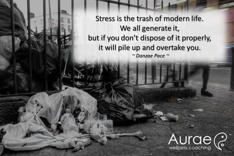 Stress is Garbage